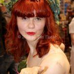 Poison Ivy, Motor City Comic Con 2016, Novi, MI